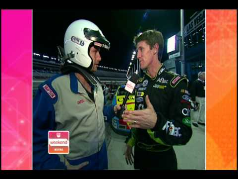 TBS Weekend Extra: I Dare Ya - Nascar Carl Edwards
