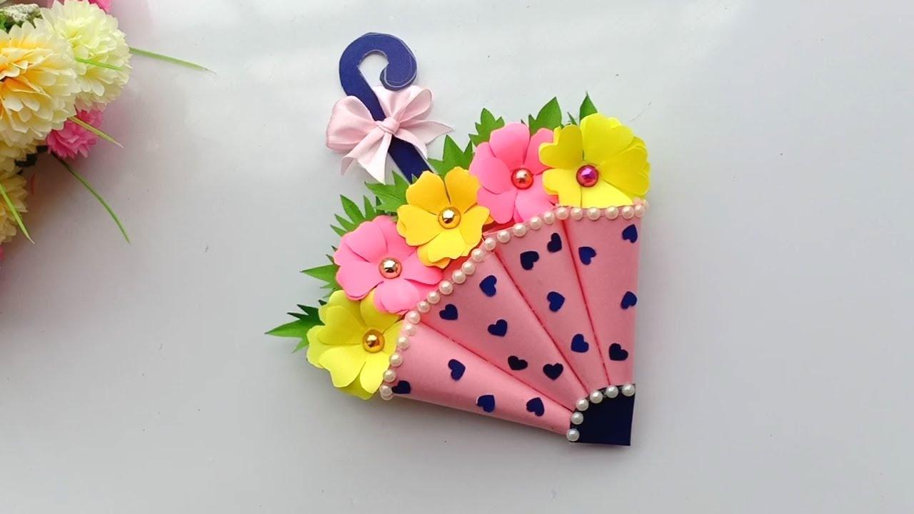 Beautiful Handmade Birthday card//Birthday card idea ...