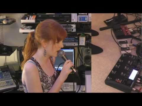 """""""Getting Nowhere"""" Magnetic Man Cover - Josie Charlwood (Using BOSS RC-30)"""