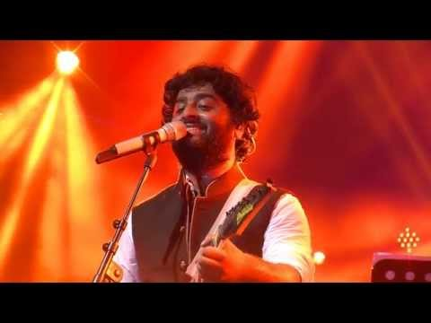 Pehla Nasha Pehla Khuma By Arijit SIngh Live Performance At Rajkot 2014