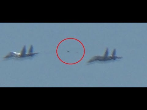 nouvel ordre mondial | UFO FLIGHTS THE MILITARY MILITARY PLANTS SU-34 IN RUSSIA - AUGUST 17, 2017