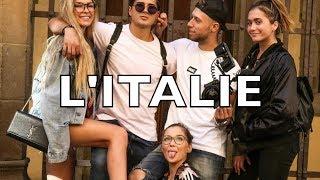 VLOG EN ITALIE (PARTIE 1)