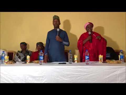 Omoyele Sowore (Pt 2) Birnin Kebbi Townhall Meeting at City Guest inn