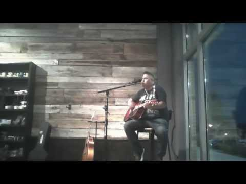 David Perez live at The Well Coffee House Brentwood, TN. 9/19/2014