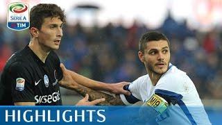Atalanta - Inter - 2-1 - Highlights - Giornata 9 - Serie A TIM 2016/17