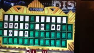 Wheel of Fortune 2003 - Game 1 Part 1