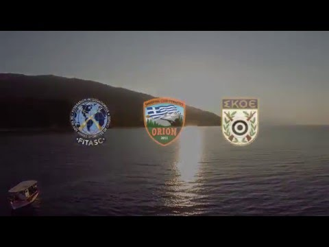 Hellenic Grand Prix at Orion shooting club in Pyrgetos