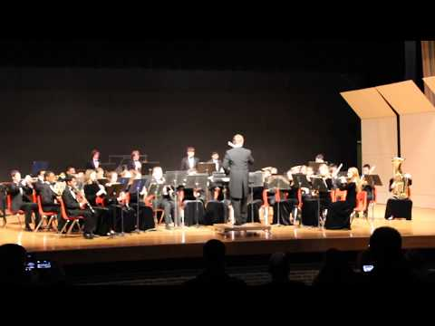 Coast Guards - King - Troy Athens Concert Band
