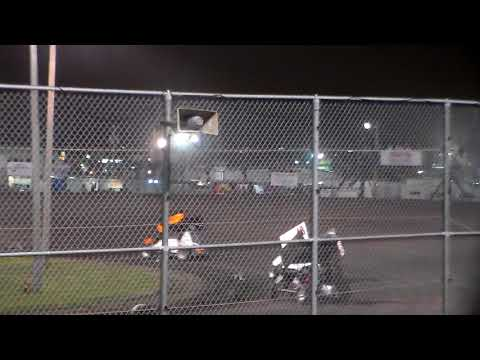305 Sprint Car Amain @ Boone Speedway 04/28/18