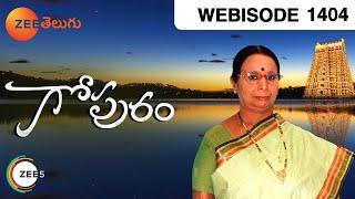 Gopuram - Episode 1404  - May 6, 2015 - Webisode