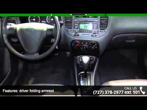 2009 KIA RIO LX - Julians Auto Showcase - New Port Richey...
