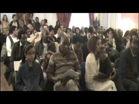 Great Celebration in Paris Ethiopian Embassy