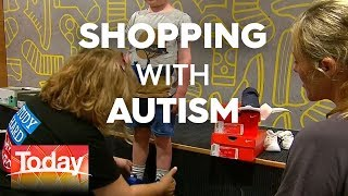 Making shopping with autism easier | TODAY Show Australia