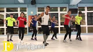 潘若迪_Funky Dance Choreography by Eddie Pan.《Burn it up》