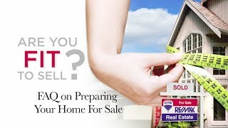 RE/MAX Fit to Sell - Simple Facts to Help Sell Your Home