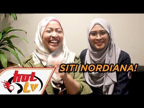 Sebab kenapa Siti Nordiana tak jadi penyanyi rock!