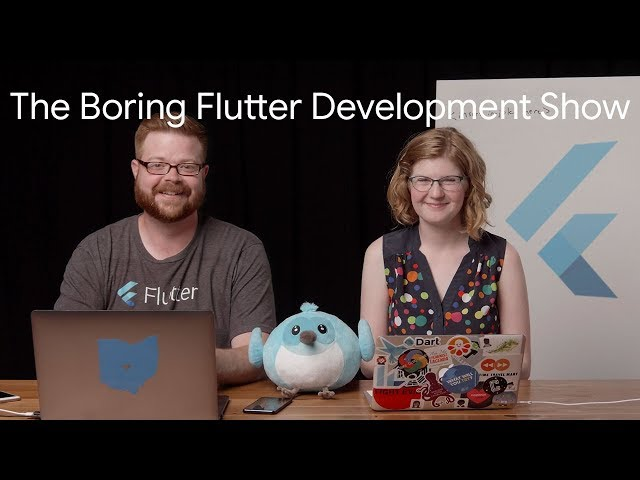 Intro to Episode 7! (The Boring Flutter Development Show, Ep. 7.1)
