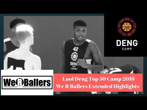 Luol Deng Top 50 Camp 2016 We R Ballers Extended Highlights