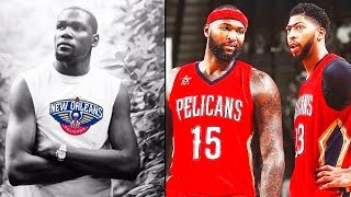 KEVIN DURANT JOINS PELICANS WITH STEPHEN CURRY! NBA 2K17 Gameplay