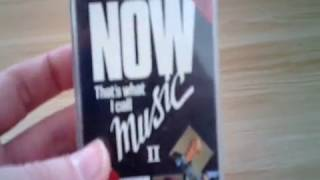 My Now That's What I Call Music! Cassette's Collection