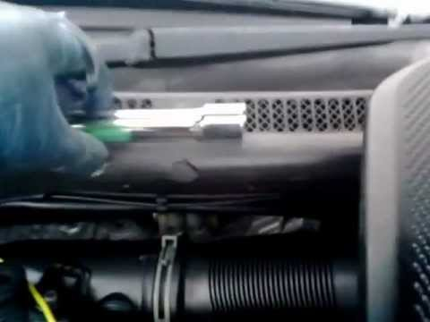 Termostat Skoda Fabia Youtube