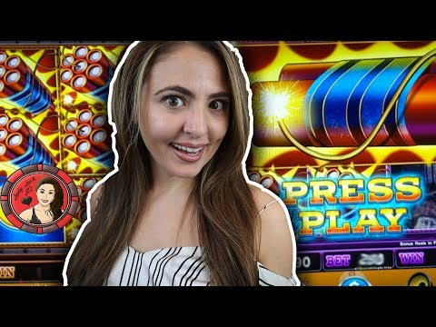 My 1st MAJOR JACKPOT on Eureka Blast Lock It Link! - 동영상