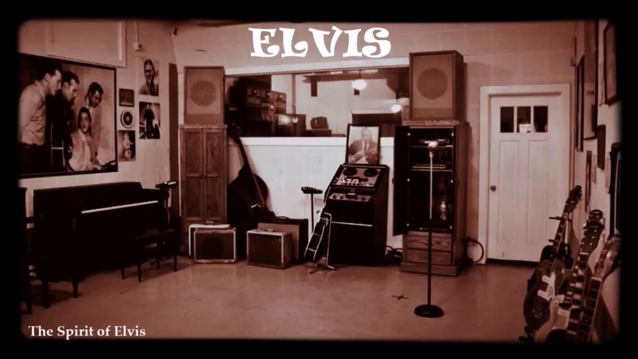 "Download ELVIS - ""The 1956 Sun Session"" - (NEW sound + Bass overdub) - TSOE 2018"