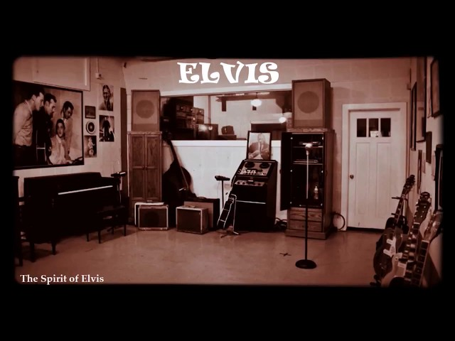 ELVIS - The 1956 Sun Session - (NEW sound + Bass overdub) - TSOE 2018