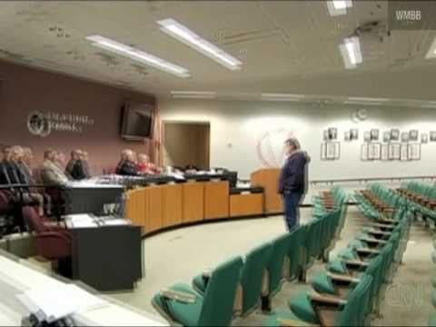 Florida School Board Meeting Shooting - Full WMBB Video - December 14, 2010