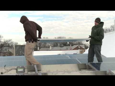 Solartech Renewables - Lawrenceville, NJ Installation 720p
