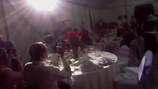 Падающие торты на свадьбах