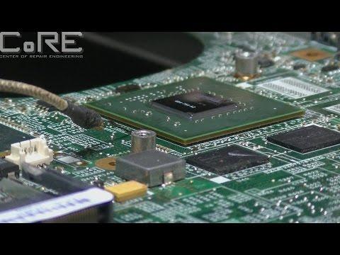 Ремонт видеокарты на ноутбуке c апгрейдом. Увеличение производительности в играх.