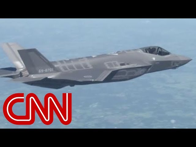 Vanished stealth fighter jet is a mystery