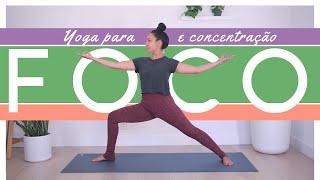 Yoga para Foco | 20min  - Pri Leite
