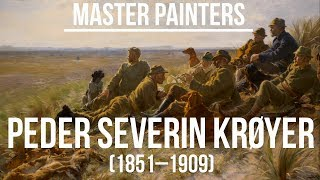 Peder Severin Krøyer (1851–1909) A collection of paintings 4K
