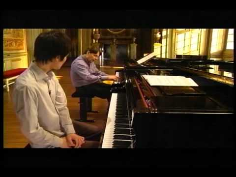 Michel Béroff teaches&plays Debussy Children's Corner 2 of 2