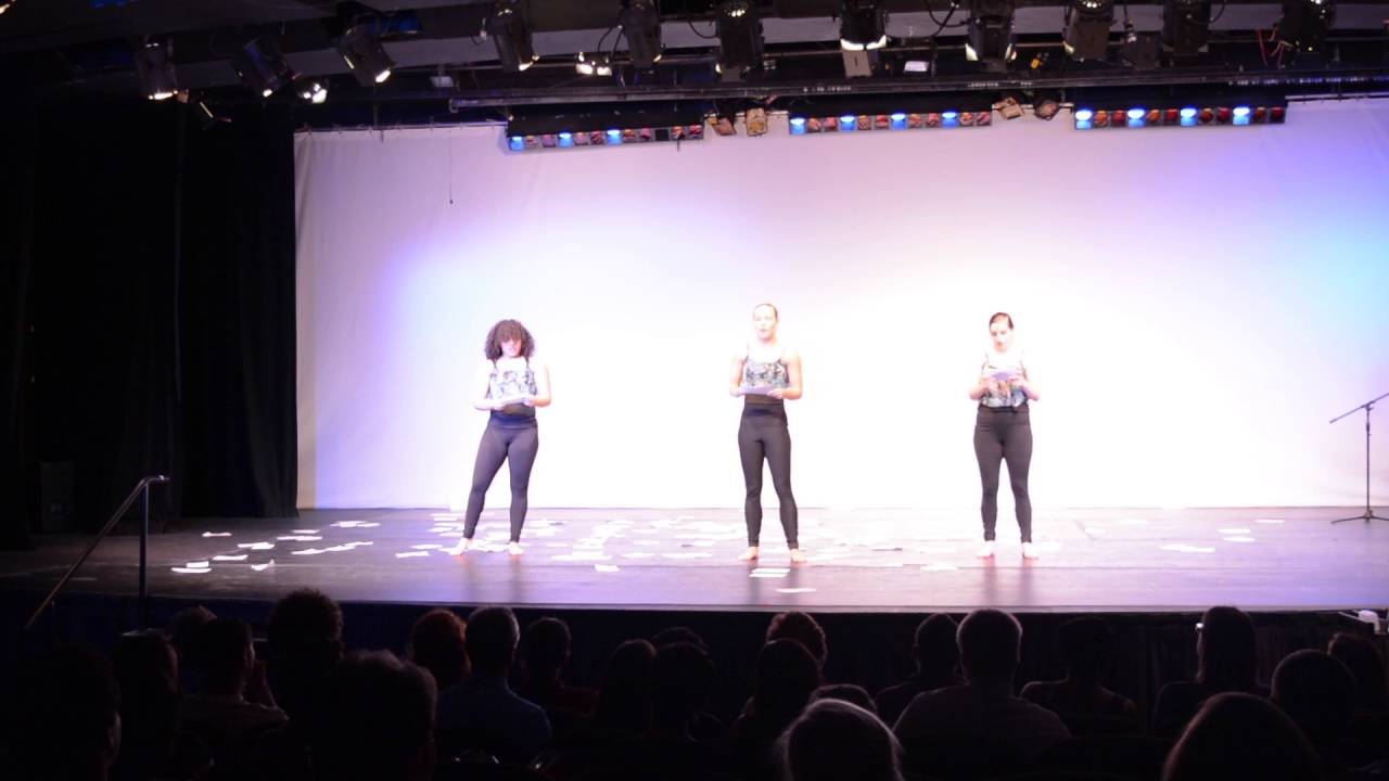 CNMF Dance Co-Lab, 2016 (Finale Concert): Earth in Pandemonium