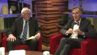 Bernie Sanders and Bill Nye discuss climate change 2/27/17
