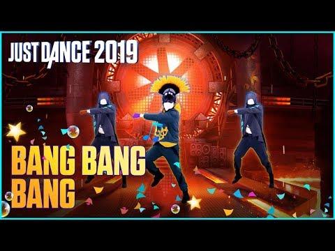 Just Dance 2019: Bang Bang Bang By BIGBANG | Official Track Gameplay [US]