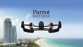 Bebop Drone - новое поколение квадрокоптеров от Parrot