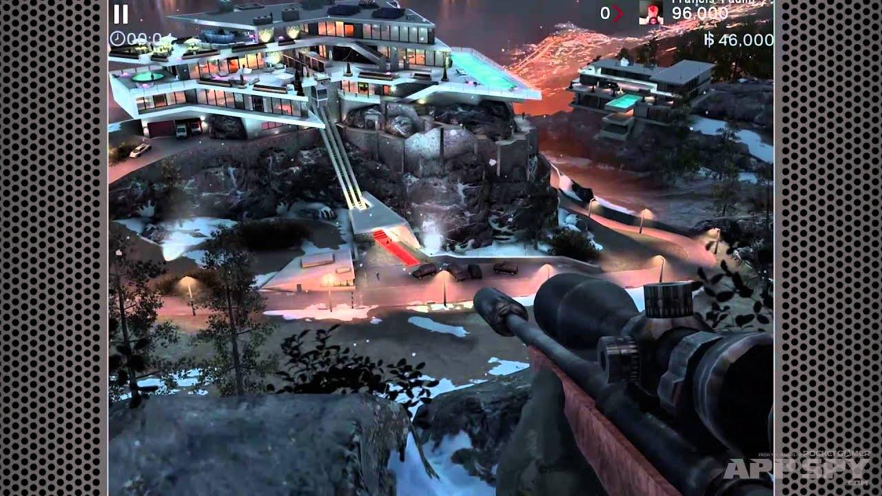 Hitman: Sniper, Square's gloriously violent potshot-taker ... on