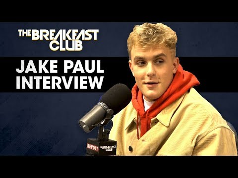 Jake Paul Talks Internet Fame, Post Malone, Beef With His Brother + More
