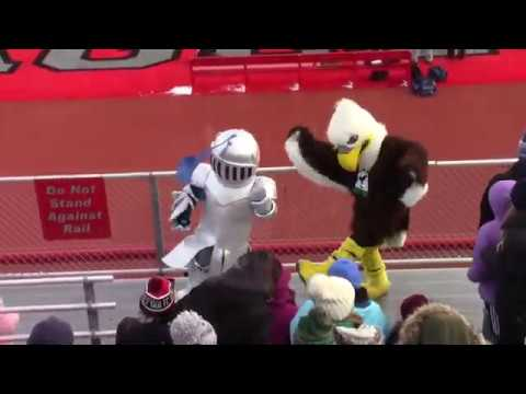 Battle of the Mascots  11-9-19