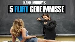 5 GEHEIMNISSE Um Frauen Anzuziehen Wie Hank Moody I  Hank Moodys FLIRT Tricks