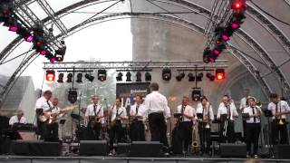 Amersfoort Jazz 2015 - Licks & Brains Big Band - 1