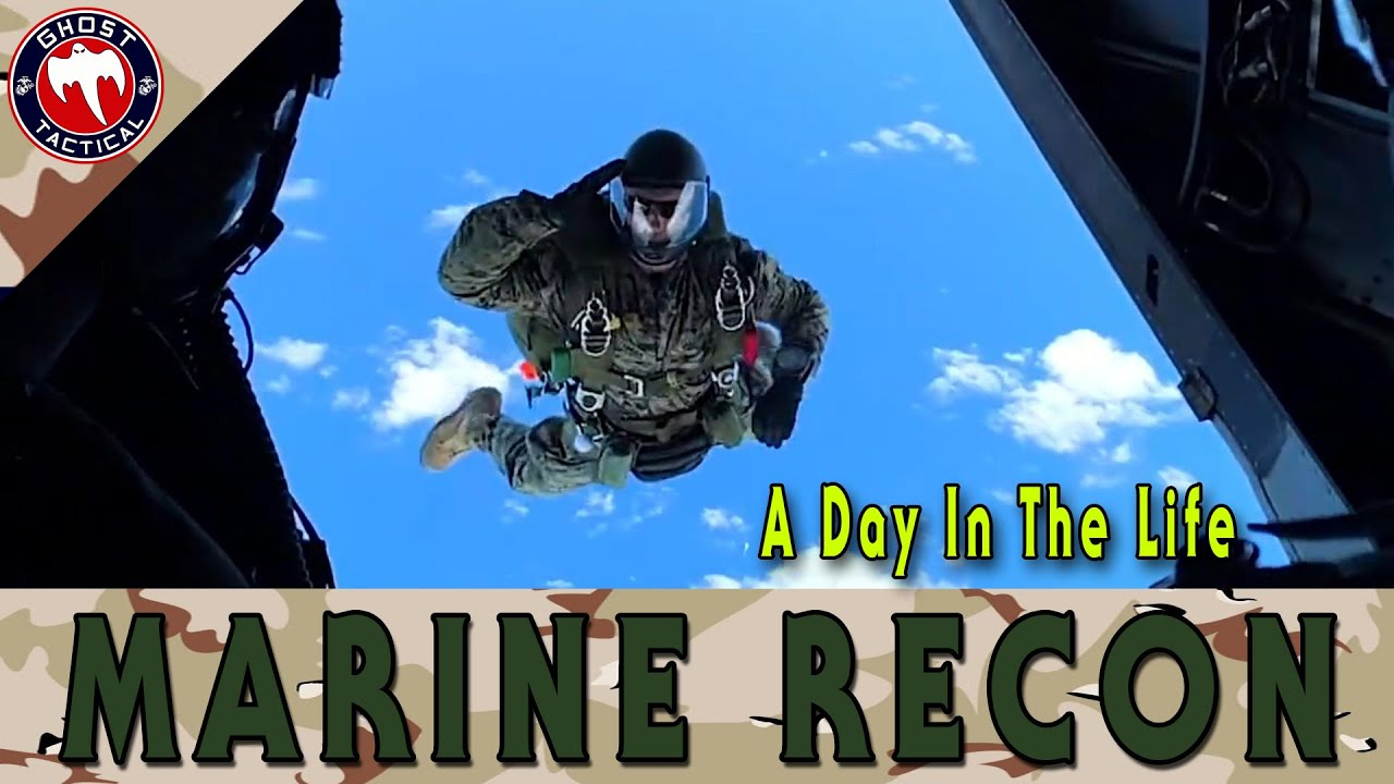 Marine Corps Recon:  A Day In The Life:  Semper Fidelis