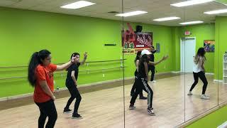 PFC Valerie choreography