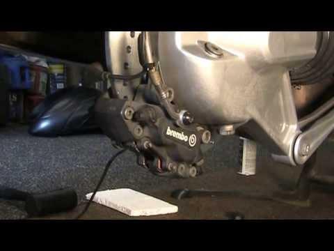 ABS Front /& Rear Brake Pads 2000-2009 BMW K1200LT