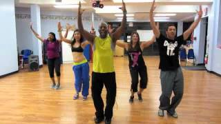 "Nathan Blake Host of Blake TV Does New Dance to "" ZUMBALA"" BY GRUPO EXTRA"