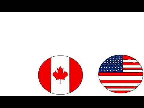 Canadian American Relations in brief